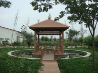 China zhejiang factory / outdoor flooring / plastic house