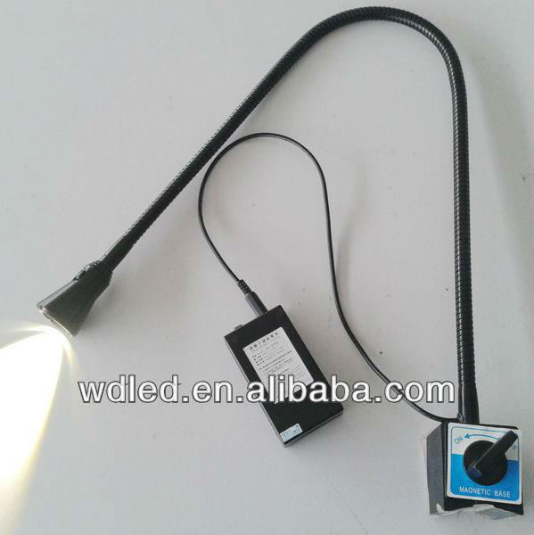 1W Controllable magnet Rechargeable LED Working light