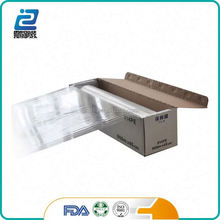 Clear keep fresh pe cling film for food wrap