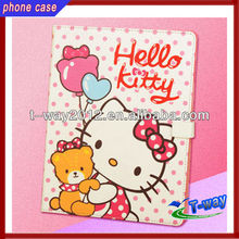 For ipad case/ hello kitty cover case for ipad 2
