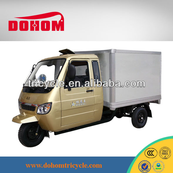 Dohom driver steering wheel cabin food tuk tuk for sale