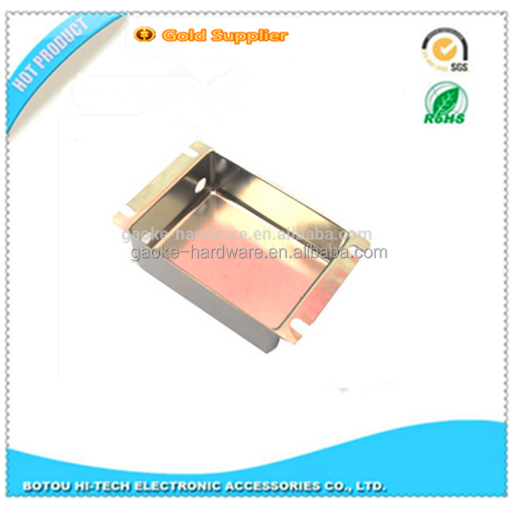 active power filter lid for RF electronic component