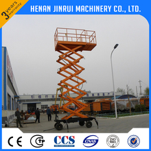 Hydraulic Materials Ladder Scissor Lift Table Mechanism 100kg Design Lifting Machine 1000kg