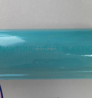 Decoration, packing usage PVC clear and colored soft vinyl film