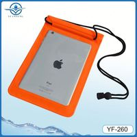 Top sale waterproof bag for 4.3 and 4.5 inch mobile phone