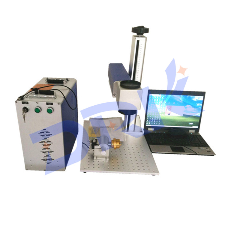 High quality factory laser marking machine for pvc pipe produce date