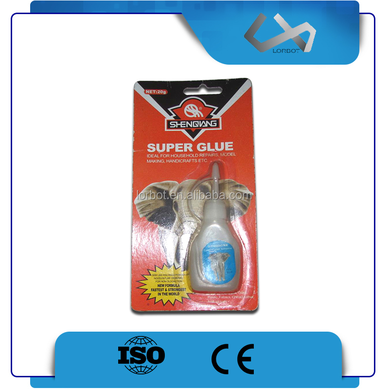 High Quality Super Glue 3 Seconds for rubber 20g