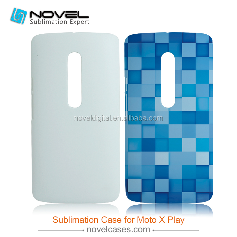 Latest printable mobile phone cover for MOTO X Play