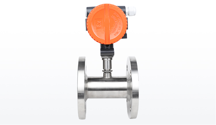 digital diesel oil turbine flow meter