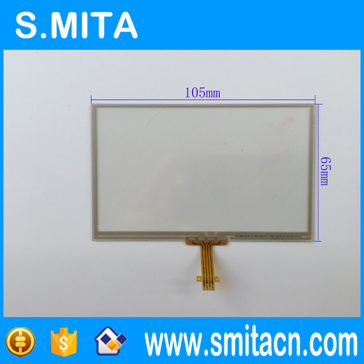 4.3 inch GPS Touch screen panel touch screen 4315 for Garmin 105x65mm digitizer glass