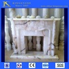 Popular decorative fireplace surround different types