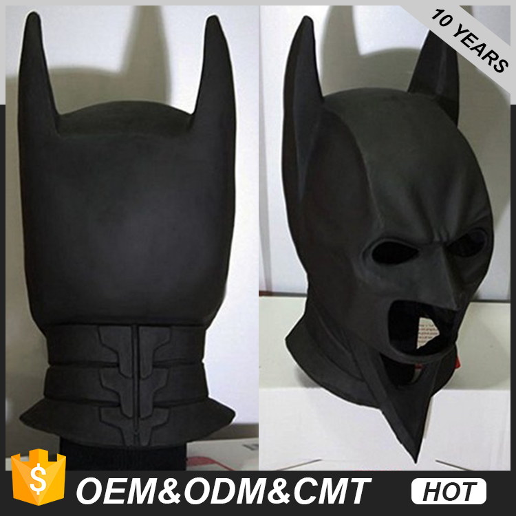 Halloween costume Cosplay Batman Dark Knight Rise Dance Mask