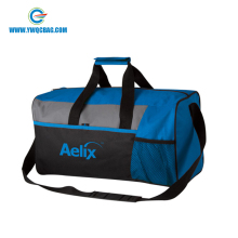 Promotion Cheap Men Sport duffel Polyester Travel sports Bag