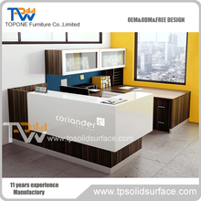 best selling car service store reception desk With Good Service