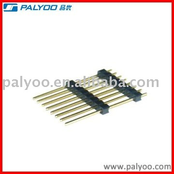 2.54mm pitch pin male header connector