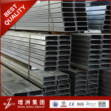 2016 C Channel Purlins Specification / Double C Channel / Steel Channel Sizes