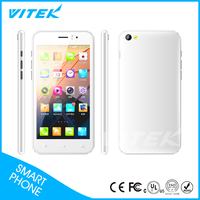 Alibaba China 5 inch Quad Core Factory Made Free Mobile Phone New