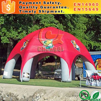New inflatable dome tent tennis inflatable car wash tent inflatable planetarium dome tent