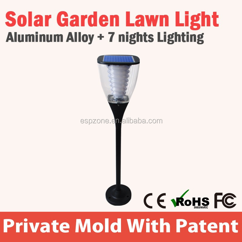 Capacitor For New Garden Outdoor Outside Solar Lighting Garden