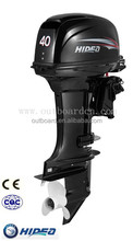 Chinese Marine 2 stroke 40hp Speed Boat Engine Outboard