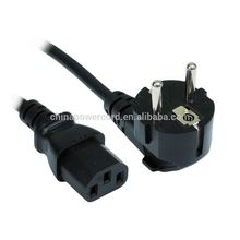 cee 7/7 VDE standard ac european power cord