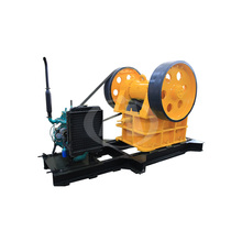 Cheap Stable Electric Motor Used Diesel Engine Cutting Stone Crusher Plant