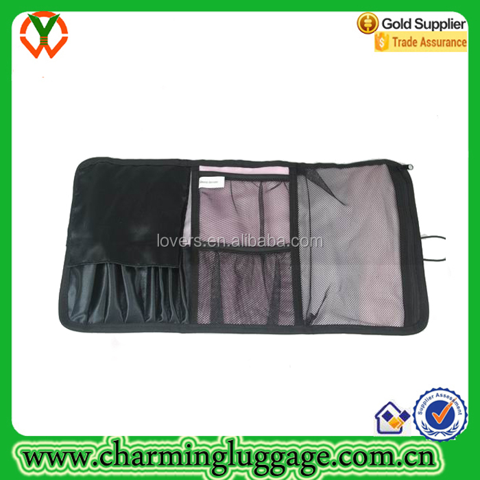 Roll up Cosmetic Bag Makeup Brushes Empty Bag Holder Pouch