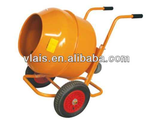 JZC140-1 small electric cement mixer 140L mini concrete mixture tool for wholesale and retail