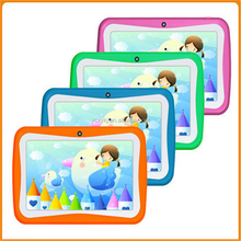 Hot sale Cheap 7inch kids tablet RK3126 quad core WIFI Childrens Tablet