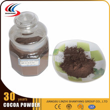 Best selling unprocessed PH6.8-7.5alkalized cocoa powder brands manufacturer