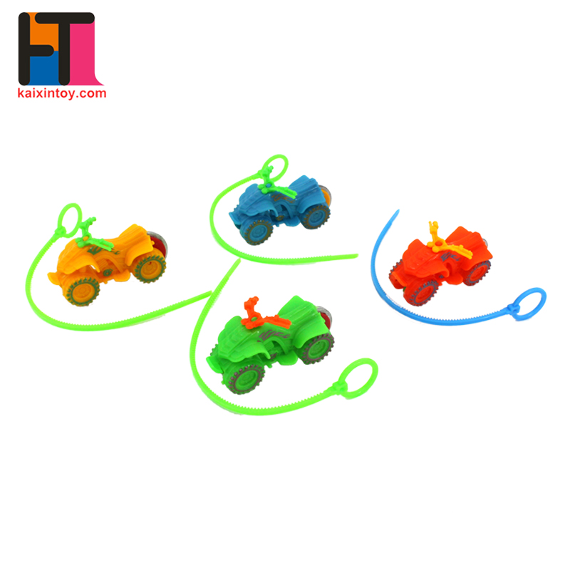 new trend product educational plastic pull line toy mini motorcycle for promotion