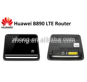 2014 New Arrival unlock huawei b890 LTE 100Mbps 4g 192.168.1.1 wireless router
