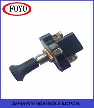 marine accessories wholesale chromed brass China top quality push pull switch for marine boats