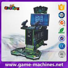Aliens electronic gun indoor laser shooting range