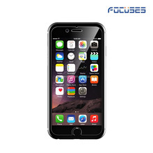 Manufacturer China Wholesale high clear 9H premium real tempered glass film screen protector for iPhone 6 6 Plus