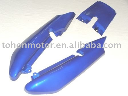 MOTORCYCLE REAR COVER FOR YBR125