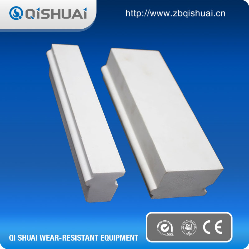 Supply wear resistant plain ceramic plates from China