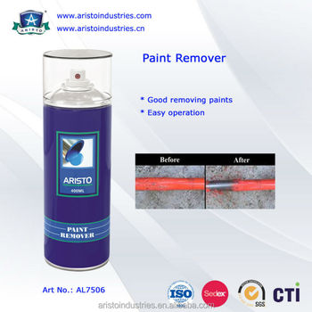 Aristo 400ml Aerosol Paint Remover