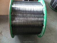 Phosphatized steel wire 0.45mm for optical cable