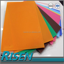 Plastic factory wholesale new material recycled pp 3mm correx plastic sheet