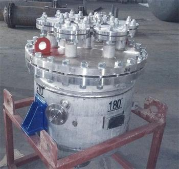 Stainless steel chemical industrial batch reactor stirred reactor Mobile:86 15098778550