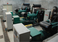 35kva Second hand diesel Genset with USA brushless Alternator