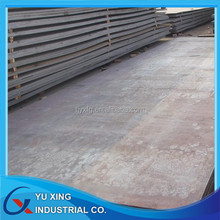 Supply Mild steel plates hot rolled black iron sheet