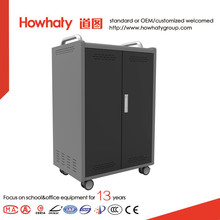 School used education equipment charge sync charging cabinet for tablets/easy operation