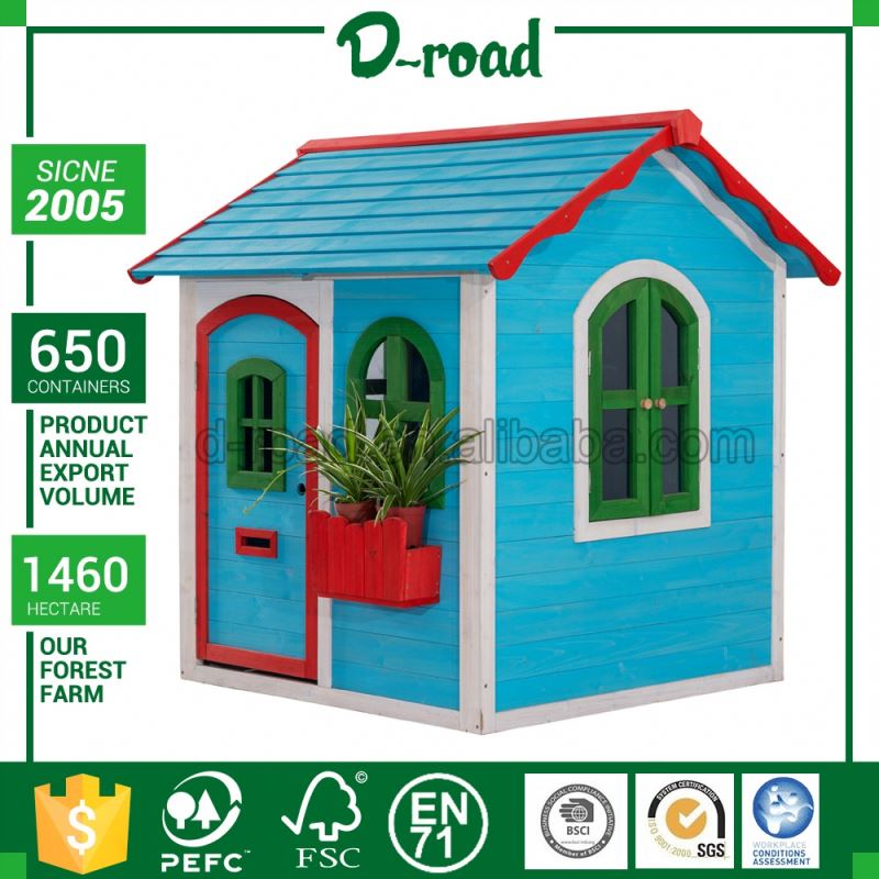 Samples Are Available Customized Oem Playhouse Wood