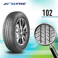 top quality car tire pcr brand AUFINE made in China 195/70R15C 175R16C