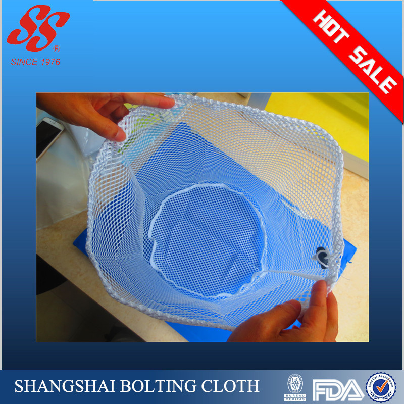 2015 laundry basket, handmade 100% polyester laundry bags