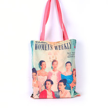 Wholesale standard size tote shopping bag