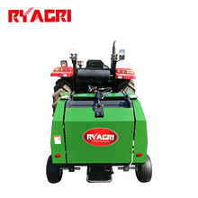 RB0870 grass / rice straw bundling machine / round hay baler for sale