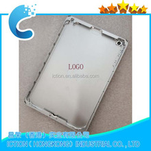 WIFI Version High Quality Back Metal Housing Battery Door Cover Case Rear Housing Replacement For ipad mini2